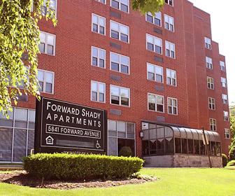 Forward Shady Apartment, Pittsburgh, PA