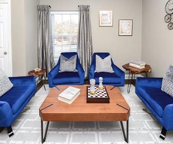 Clubhouse, Abrams Run Apartment Homes