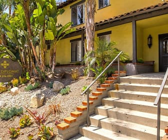 Park Diplomat, Hillcrest, San Diego, CA