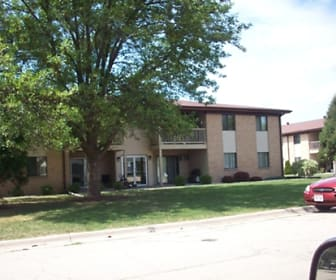 Building, Prairie Village Apartments