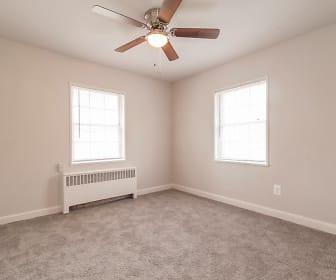 Bedroom, Laurel Court