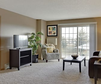 Living Room, The Preserve at Commerce