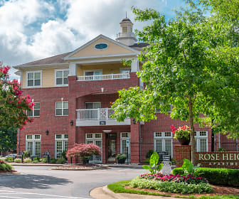 Rose Heights Apartments, Crabtree Pines, Raleigh, NC