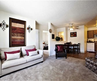 Living Room, Fountain Oaks