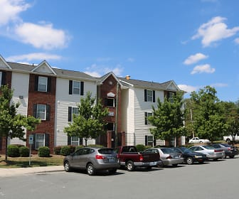 Building, Campus East Student Housing