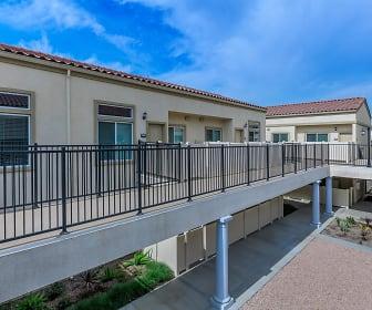 Monte Vista Senior Apartments, Ramona High School, Riverside, CA