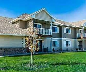 Desoto Estates I & II, University of North Dakota, ND
