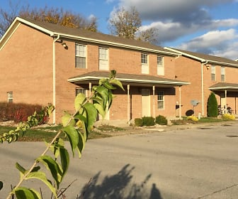 King David Apartments, Mount Tabor Elementary School, New Albany, IN