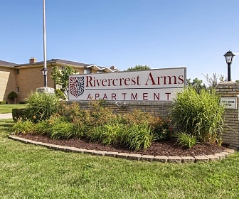 Building, Rivercrest Arms Apartments