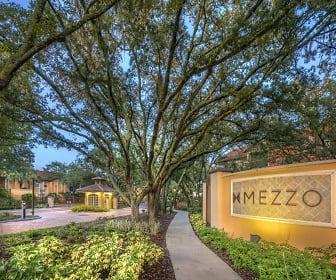Community Signage, Mezzo of Tampa Palms