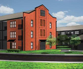 Building, Park Sixty Four