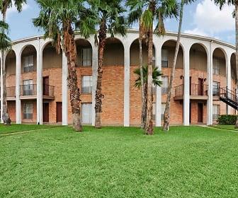 Building, Casa Grande Apartments
