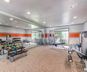 Fitness Weight Room, Hamptons at East Cobb