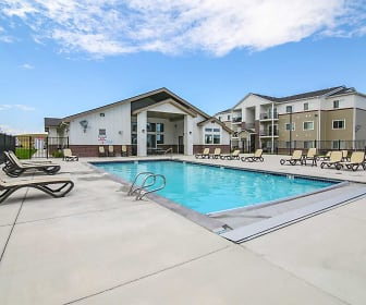 Pool, Gateway Apartments