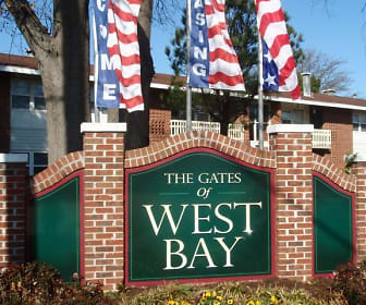 Community Signage, The Gates Of West Bay