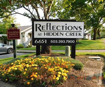 Reflections at Hidden Creek Apartments, Keizer, OR