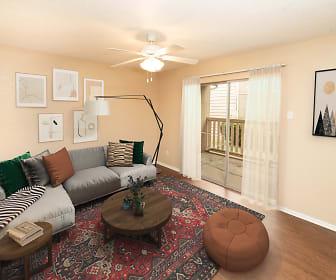 Living Room, The Hub