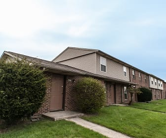Chapel Oaks Apartments, Crown Colony, Fort Wayne, IN