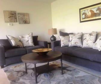Living Room, Ridge Valley Townhomes
