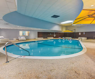 Pool, Concierge Apartments