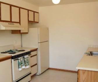 Kitchen, Ridge View Apartments