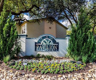 Pavilion, Arlington Baptist College, TX