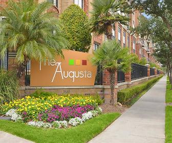 Community Signage, The Augusta