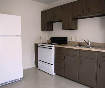 Kitchen, Northgate Apartments