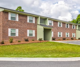 Maverick Trails Apartments, Bible Baptist Christian Academy, Statesboro, GA
