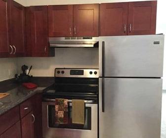 Kitchen, Hamilton Estates
