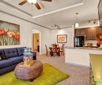 Gorgeous Open Concept Living with Tray Ceilings, Liberty Pointe Apartments