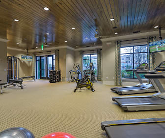 Fitness Weight Room, Bexley Lake Forest