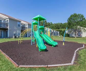 Playground, Pinetree Apartments