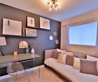 Living Room, Princeton Estates