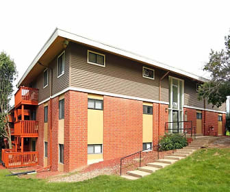 Gray's Lake Apartments, Greenwood, Des Moines, IA
