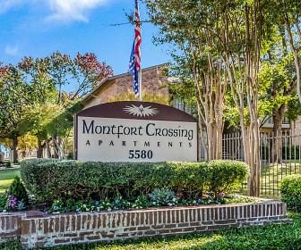 Montfort Crossing, Midtown, Dallas, TX