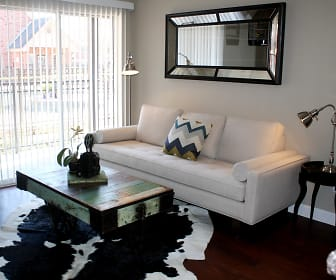 Living Room, Monarch Medical Center