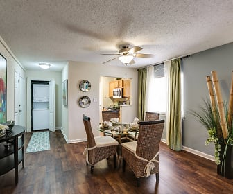 Dining Room, Cypress Winds Apartment Homes