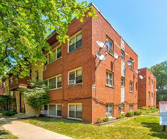 817 Seward Apartments, Evanston, IL