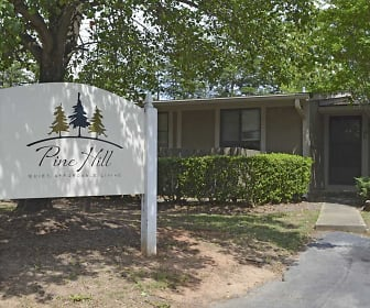 Pine Hill Places Apartments, Westside Elementary School, Warner Robins, GA