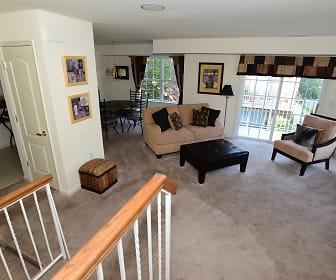 Living Room, Liberty Terrace