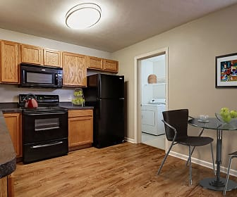 Kitchen, Lion's Gate Townhomes