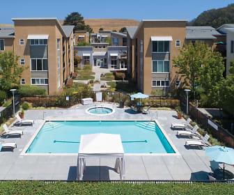 Pacific Shores Apartments, Downtown, Santa Cruz, CA