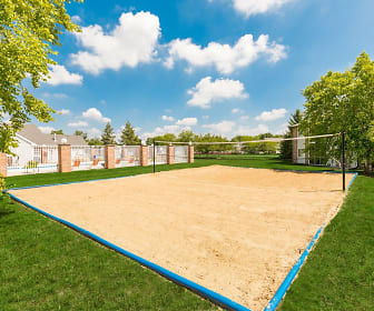 Sand Volleyball Court, Compass Pointe