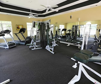 Fitness Weight Room, The Manchester At Wesleyan