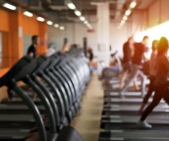 Fitness Weight Room, Lenox Grand Crossing