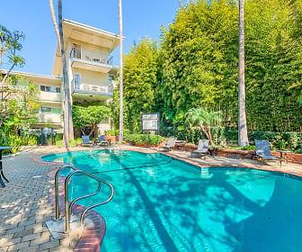 Sunset Barrington Gardens, Brentwood, Los Angeles, CA