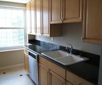 Kitchen in Unit 2903, 195 14th Street, Unit 2903