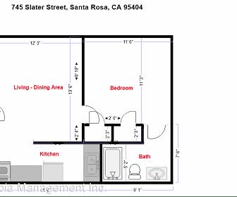 745 Slater Street, Santa Rosa, CA