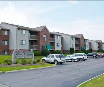 Building, Glen Arbors
